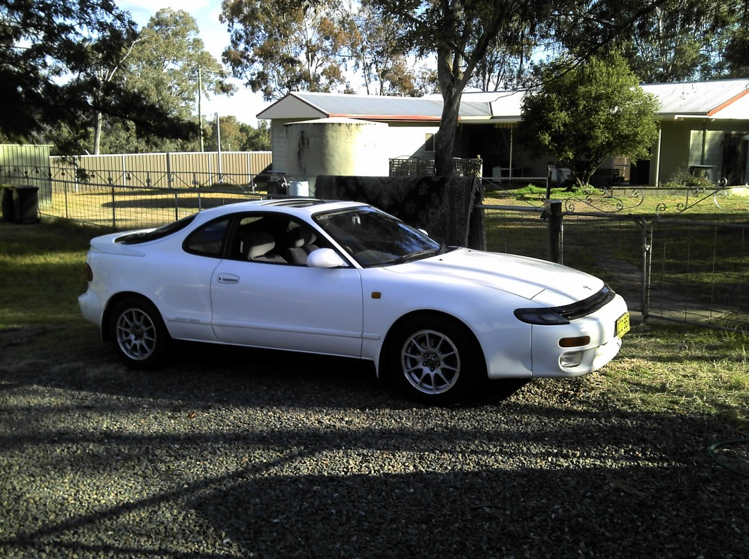 1991 Toyota CELICA ST
