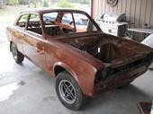1972 Ford Escort RS 1600
