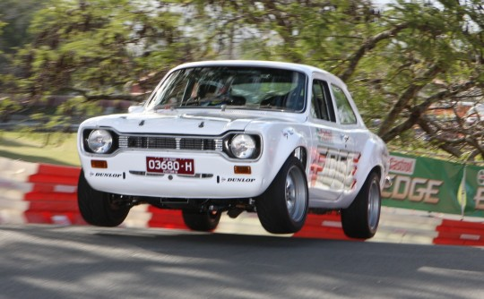 1971 Ford Escort RS 1600