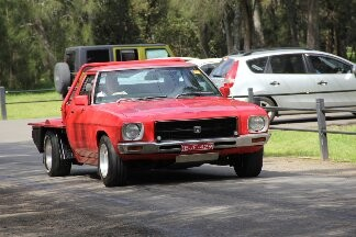 1973 Holden HQ