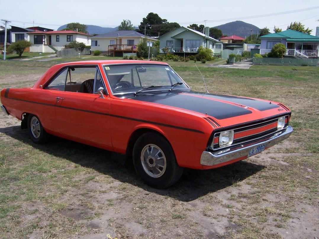 1970 Chrysler VG Valiant Pacer