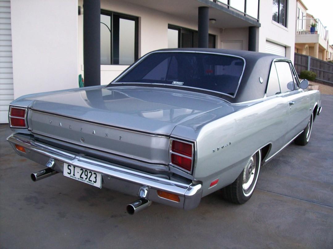 1970 Chrysler Valiant Regal