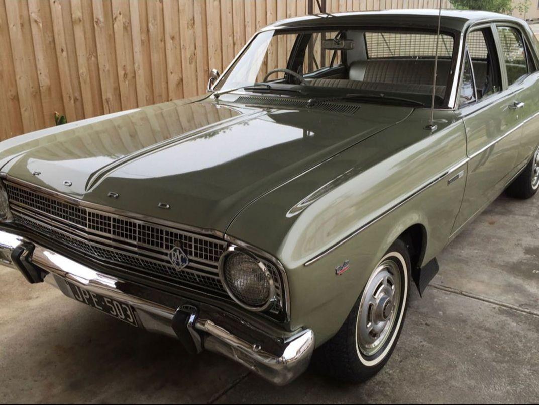 1966 Ford XR Falcon 500