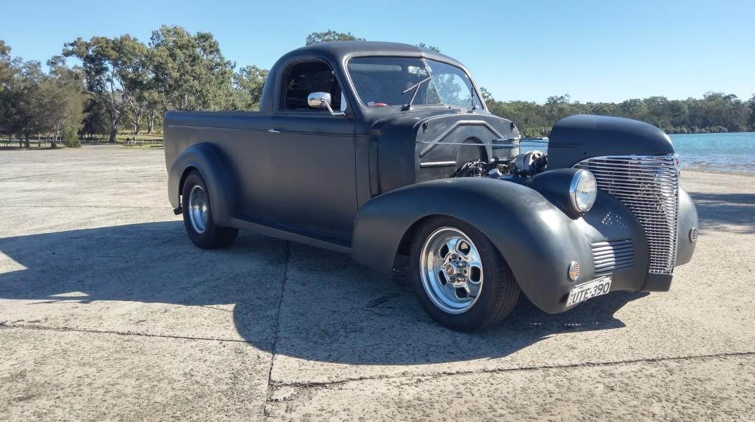 1939 Chevrolet Utility