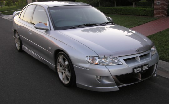 2001 Holden Special Vehicles XU6