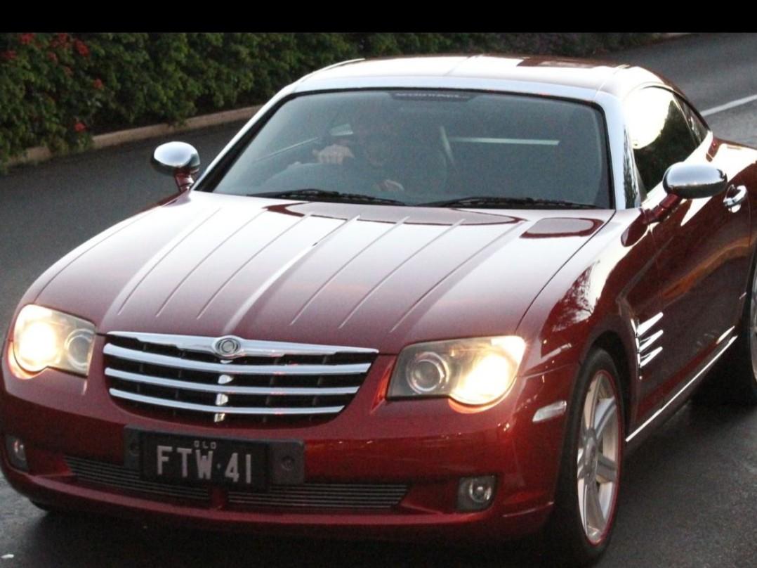 2003 Chrysler Crossfire V8