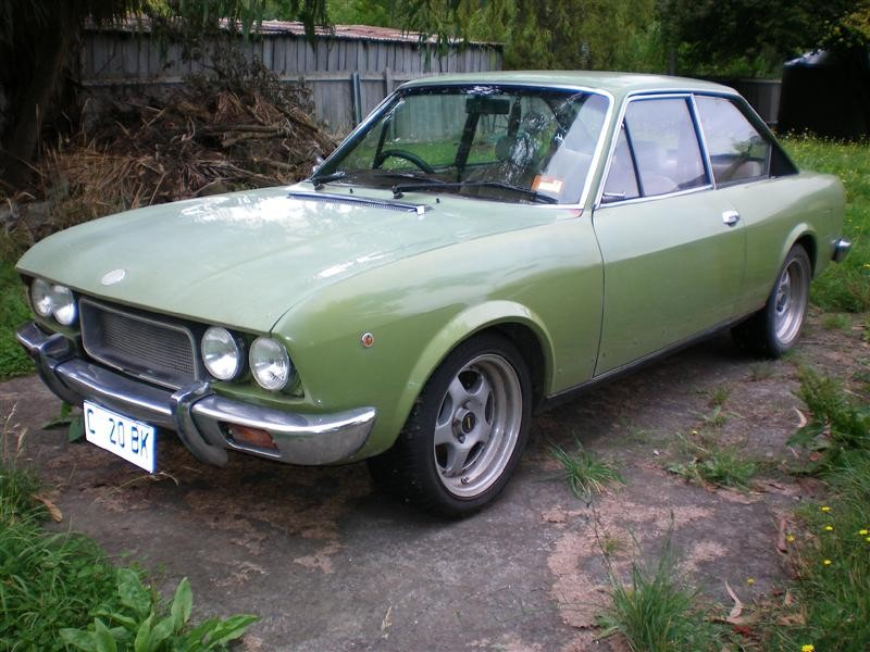 1974 Fiat 124 SPORT