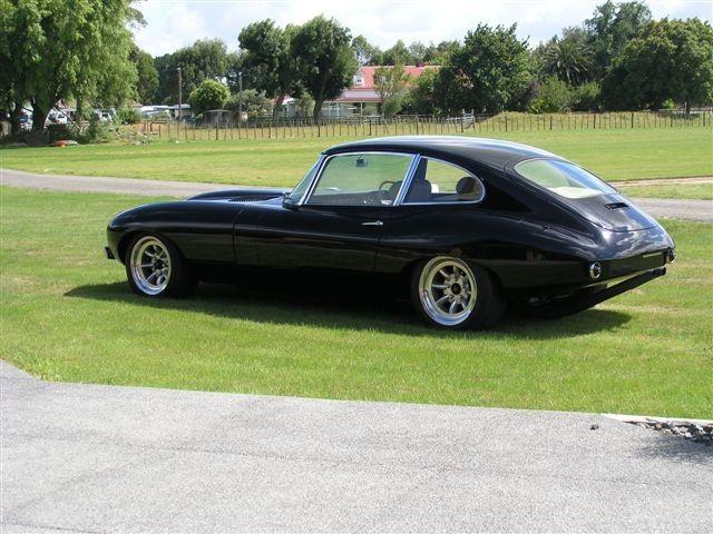 1968 Jaguar E TYPE 4.2