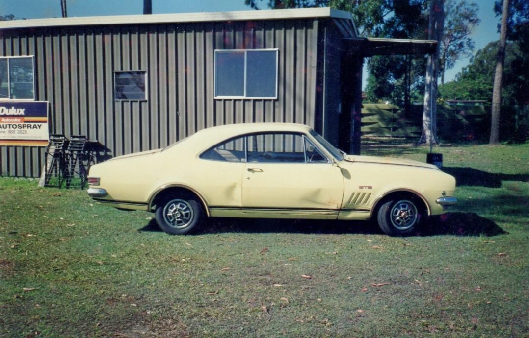 1968 Holden Monaro GTS