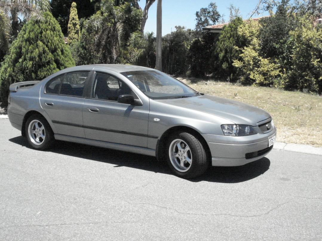 2005 Ford FALCON