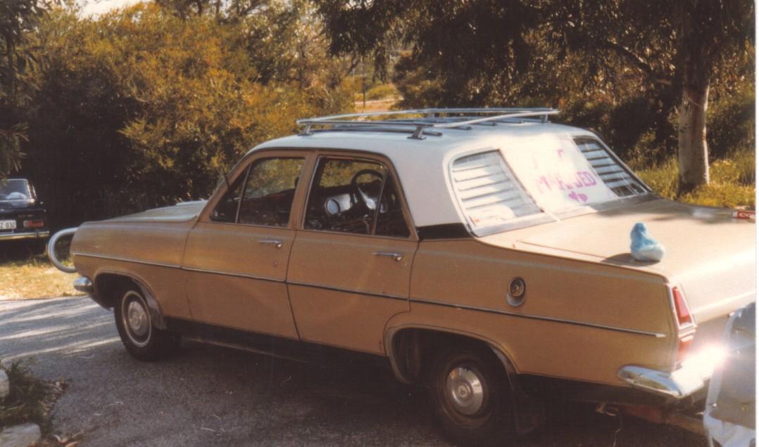 1967 Holden HR Special
