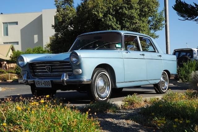 1962 Peugeot 404
