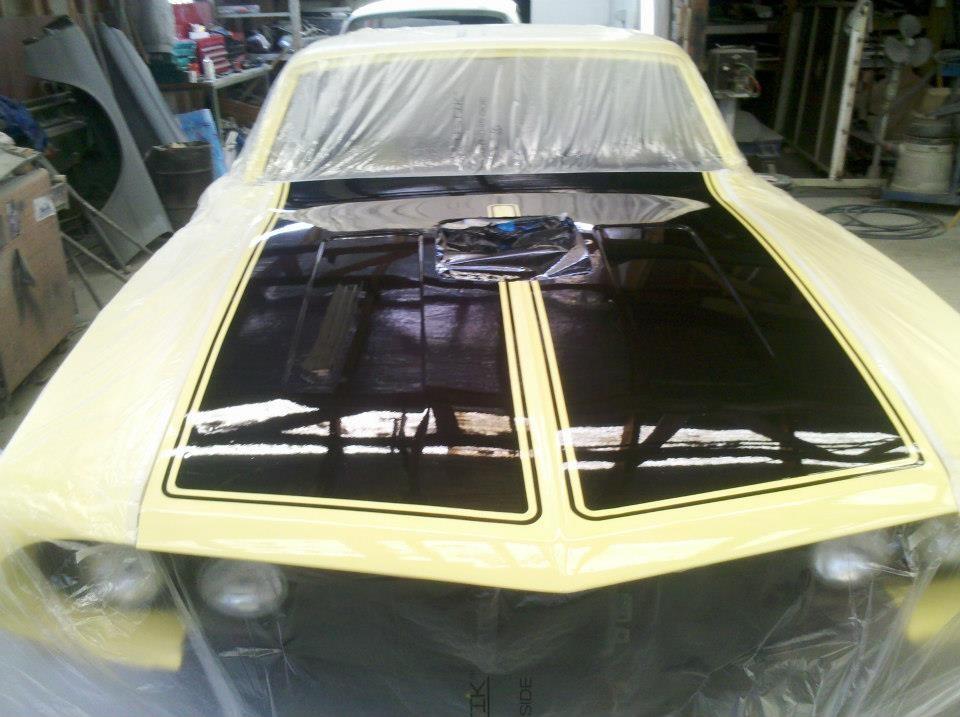 1971 Ford Torino GT - Eamonnknz - Shannons Club