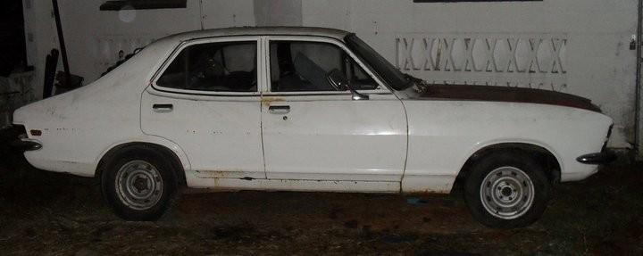 1969 Holden LC Torana