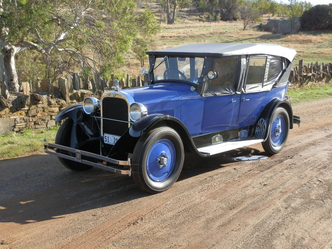 1927 Dodge Dodge 4