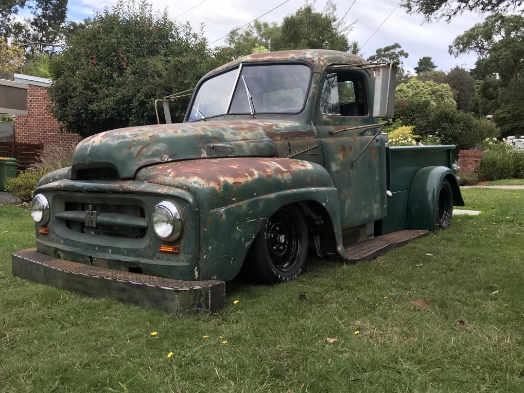 1953 International Harvester AR160