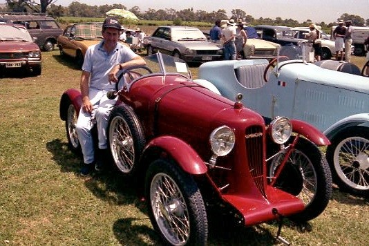 1926 Amilcar Grand Sport cgss