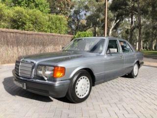 1990 Mercedes-Benz 420SE