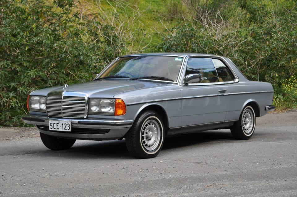 1984 Mercedes-Benz 280CE