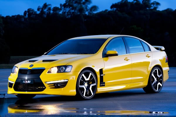 2012 Holden Special Vehicles GTS