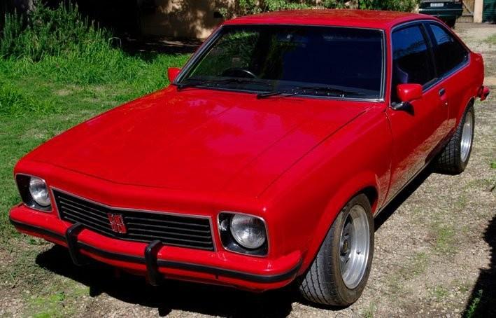 1977 Holden TORANA SS