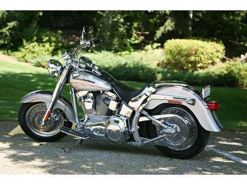 2005 Harley-Davidson Fat Boy FLSTSC