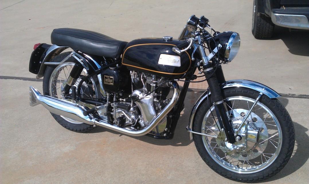 1965 Velocette Venom Clubman