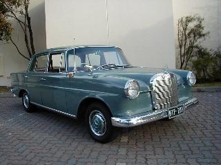 1963 Mercedes-Benz 190c