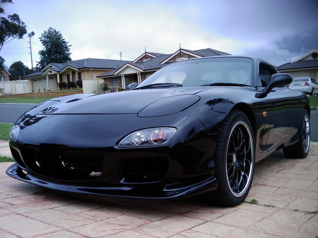 2001 Mazda RX7 FD