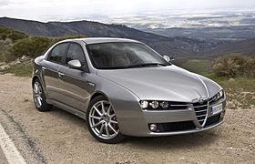 2008 Alfa Romeo 159 2.4 JTDM ti