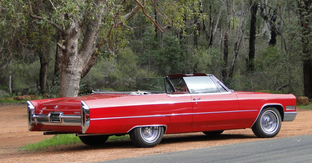 1966 Cadillac De Ville