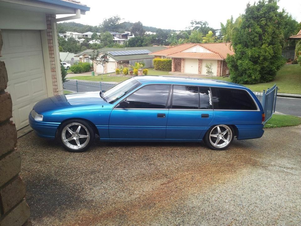 1990 Holden VN