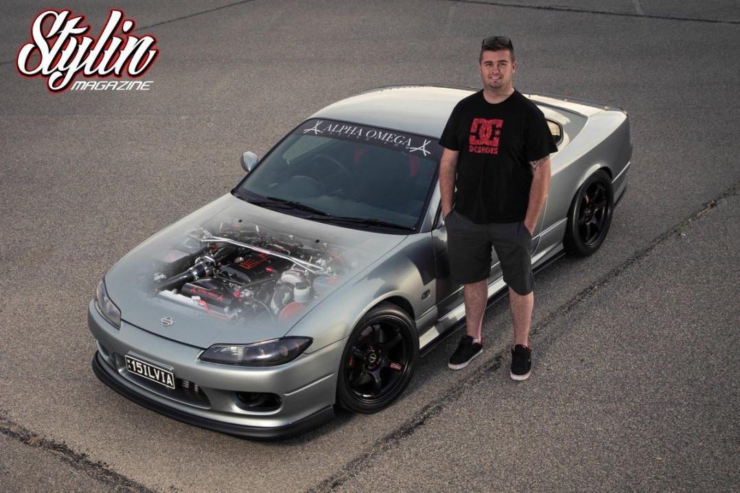2001 Nissan Silvia s15