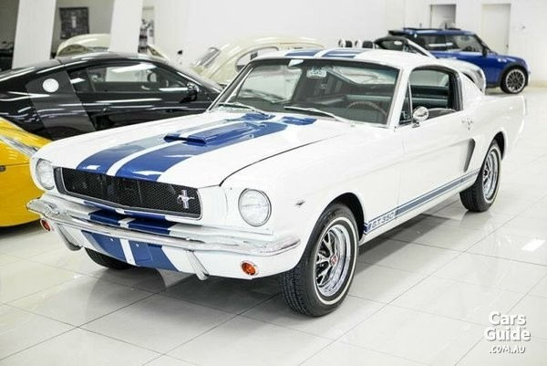 1965 Ford Mustang Fast Back Shelby GT350
