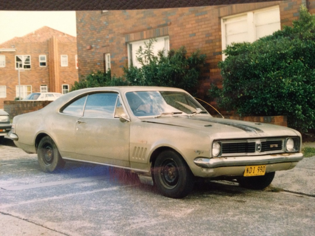 1969 Holden GTS MONARO