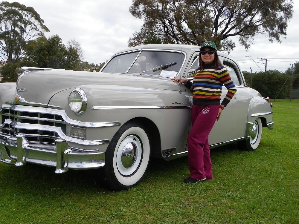 1949 Chrysler Royal