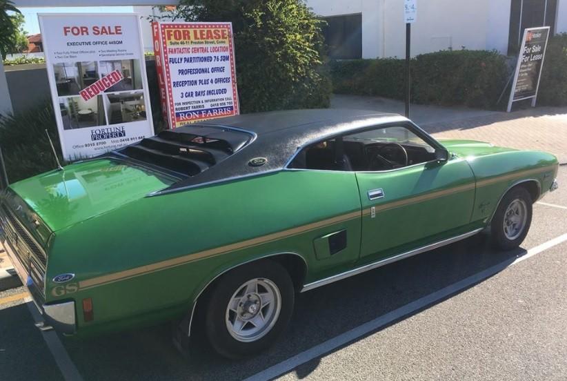 1975 Ford FALCON 500