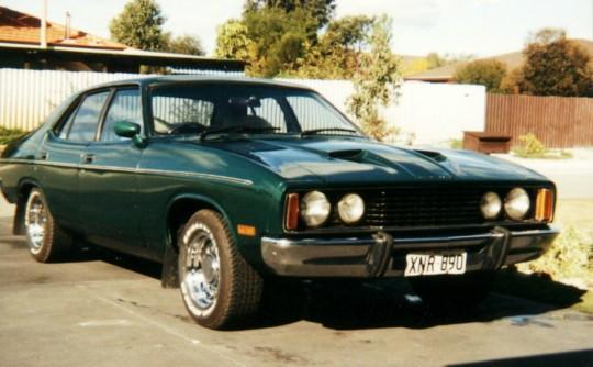 1976 Ford Falcon XC GS