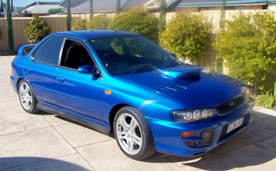 1999 Subaru IMPREZA WRX (AWD)