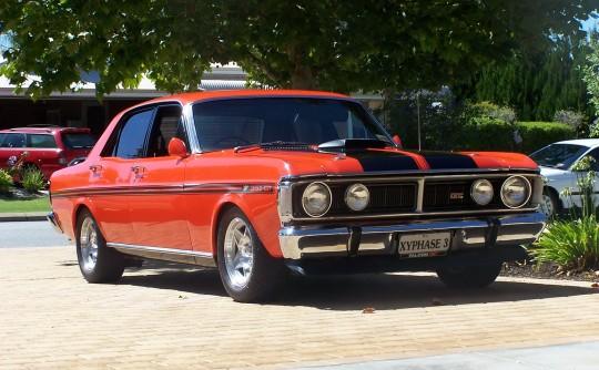 1971 Ford FALCON GTHO Rep