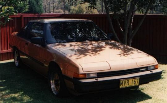 1984 Mazda 929 DELUXE