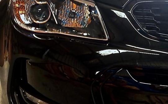 2017 Holden Commodore SS-V Redline