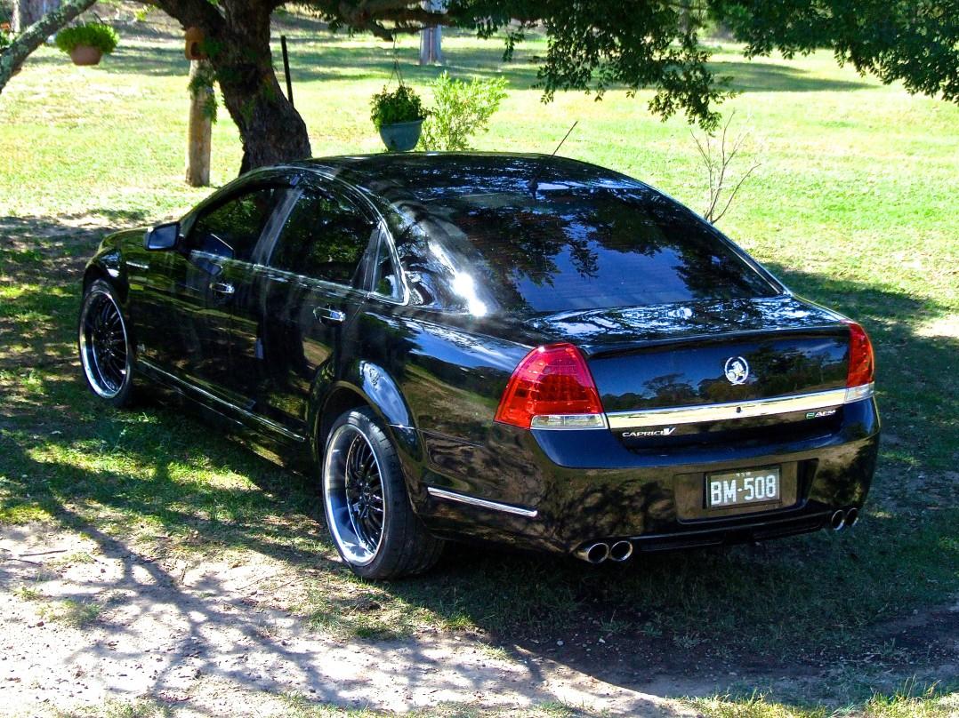 2011 Holden WM Series ll Caprice V