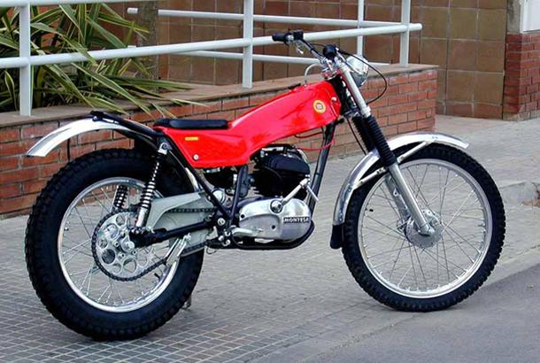 1974 Montessa Cota 348