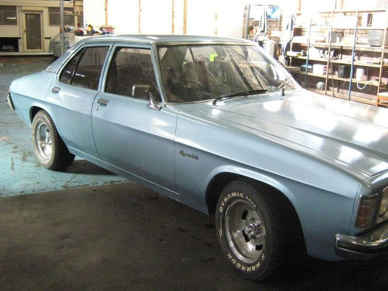1978 Holden HZ Kingswood SL