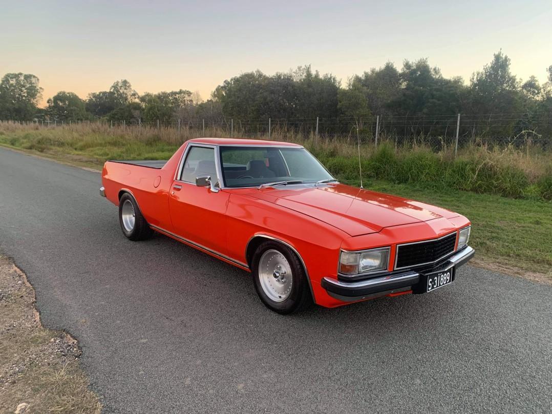 1981 Holden WB
