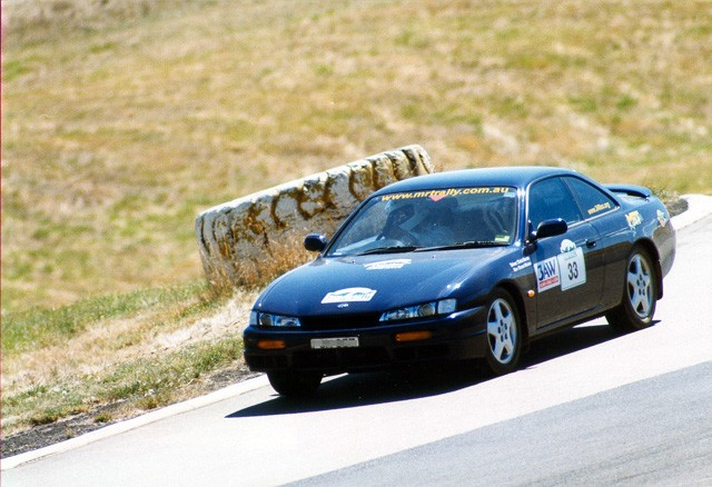 1997 Nissan 200 SX SPORTS LIMITED