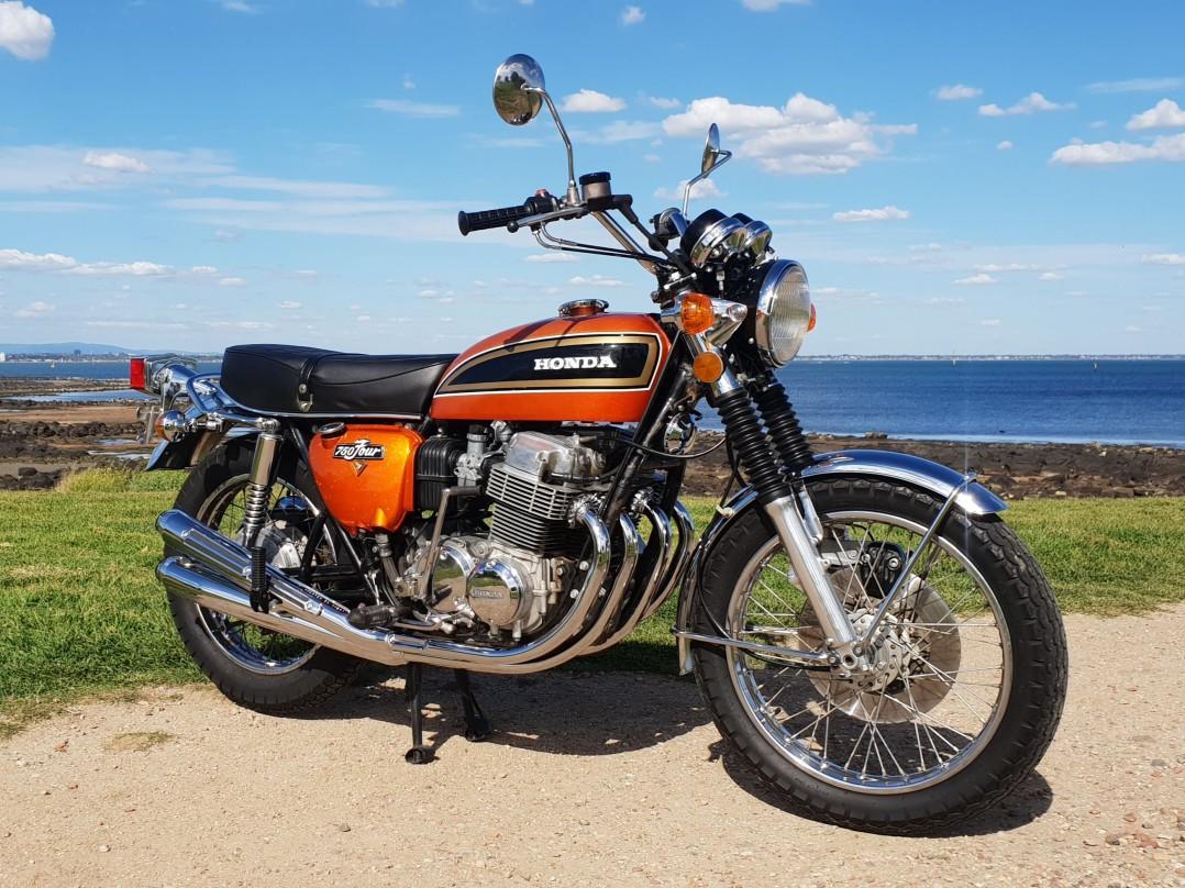 1973 Honda CB750 Four K3