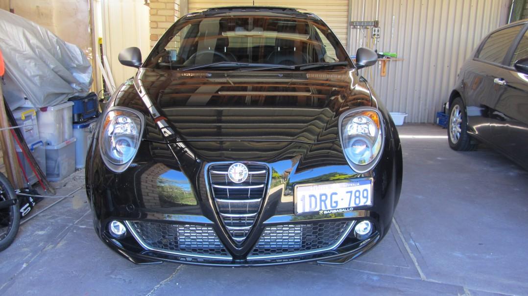 2011 Alfa Romeo MITO QUADRIFOGLIO