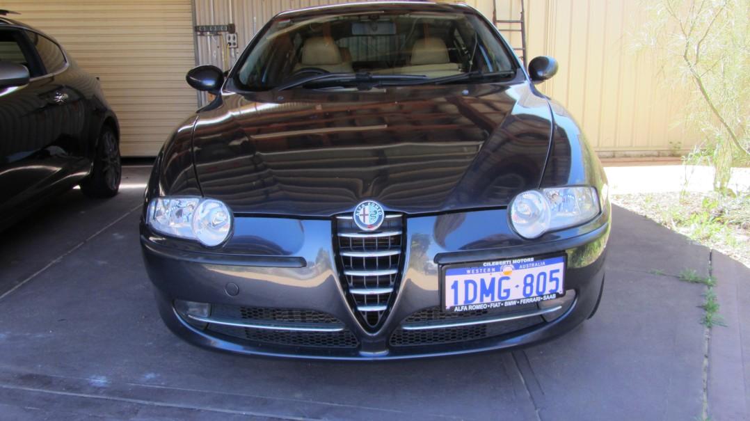 2003 Alfa Romeo 147 2.0 TWIN SPARK